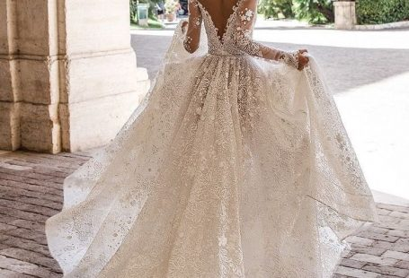 28 Elegant #Off-the-Shoulder Wedding Dresses - #elegantwedding