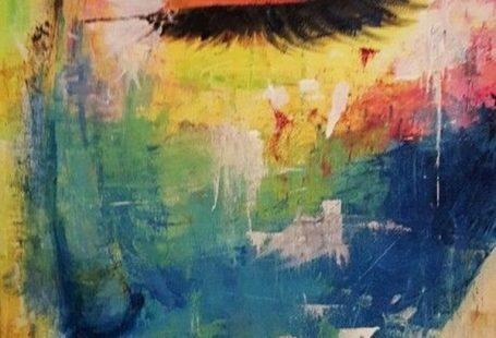 40 Ideen für künstlerische abstrakte Malerei für Anfänger