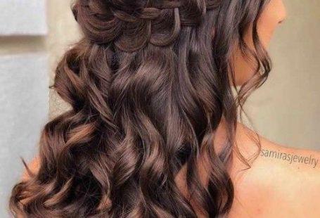 60 Quinceanera-Frisuren für langes Haar - #für #Haar #langes #langhaar #QuinceaneraFrisuren