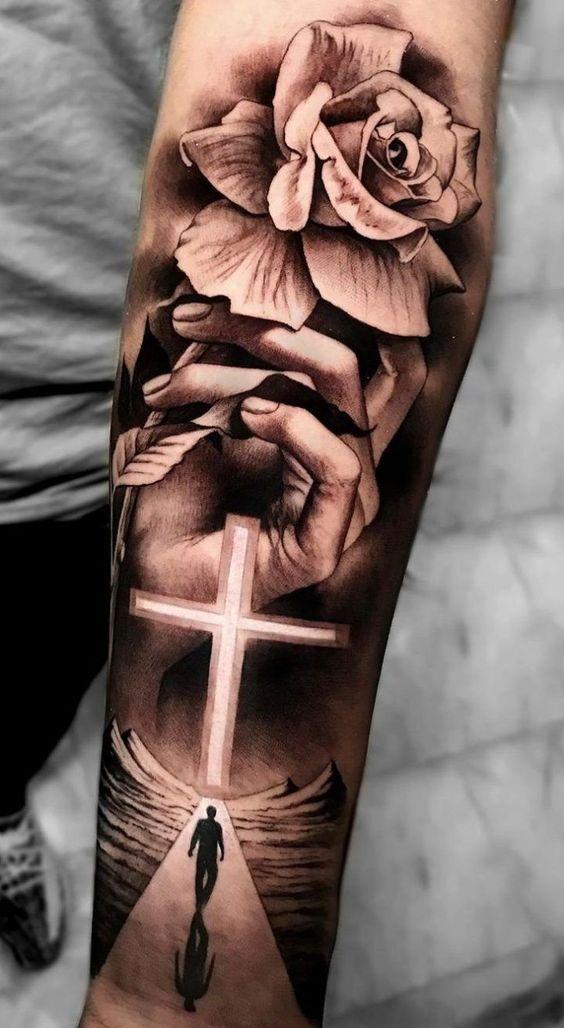 70 erstaunliche religiöse Tattoos die dich inspirieren #amazing #inspire #Natural_Pl   Malika Gislason #besttattooideas