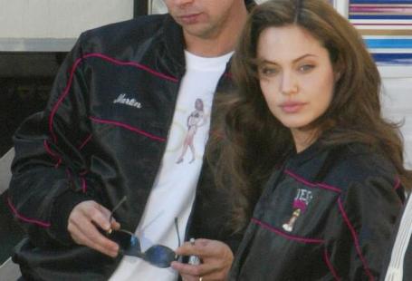 Angelina Jolie felt