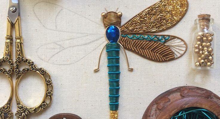 Bedford, Stickkünstler aus England, Humayrah Bint Altaf (vorher), ...  #altaf #bedford #england #goldjewelryideas #humayrah
