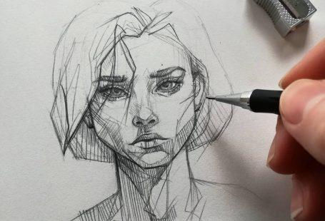 Bleistiftskizzen-Künstlerin Ani Cinski,  #Ani #bleistiftskizzen #BleistiftskizzenKünstlerin #cinski