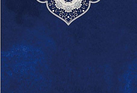 antique porcelain ink watercolor vector wedding background, Vector, Blue, Antiquity, Background image