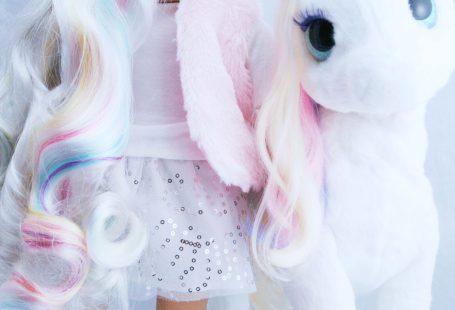 Custom Unicorn American Girl Dolls by Beautifully Custom www.beautifullycu...