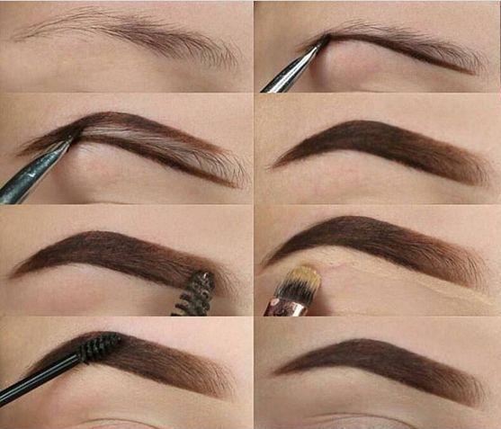Bilden; Aussehen; Make Up Looks; Schweres Make-Up; Licht Make-up, Lidschatten; Make Up Augen; Bilden Sie Abschlussball; Bilden Sie Gesicht; Lippenmake...