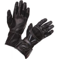 Modeka Sahara Traveller Handschuhe Schwarz S Modekamodeka