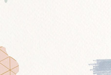 Terrazzo pattern on beige background vector