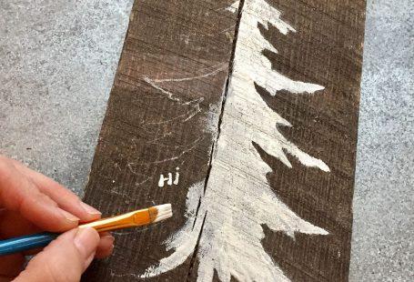 Eine Baumgeschichte ... #FromThePines #ArtGoesFullCircle #NaturesInspiration - #artgoesfullcircle