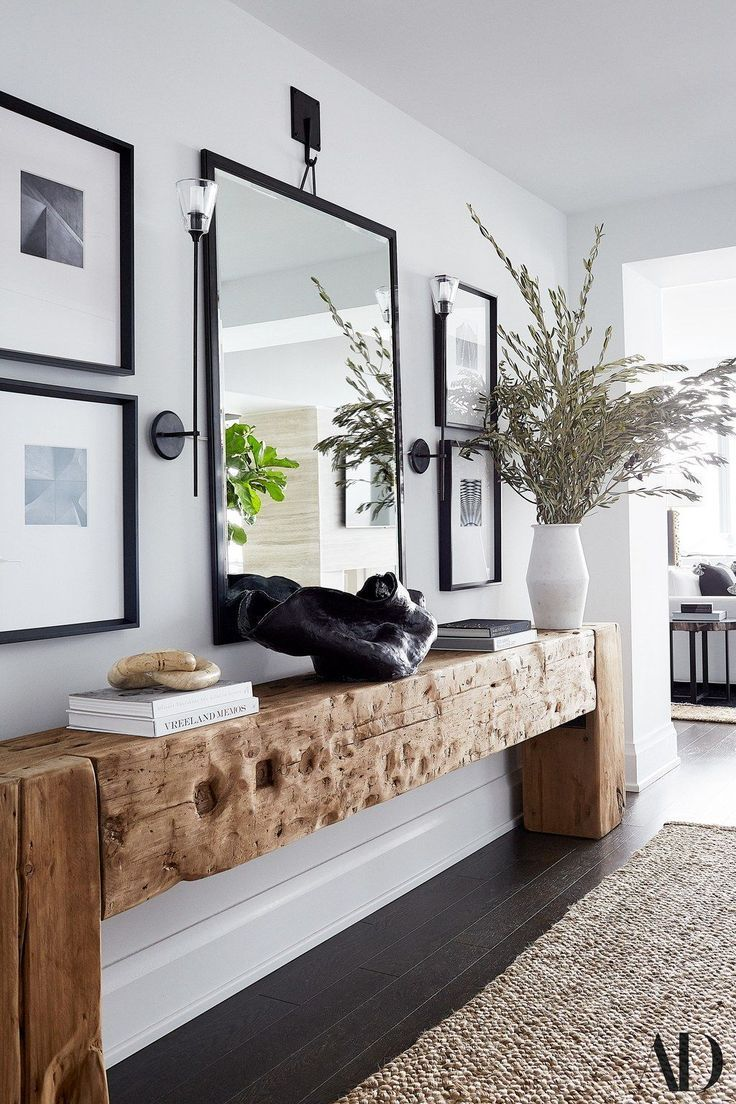 Unless you have something very specific in mind for your entryway, a table is usually a perfect addition to the space and it makes it feel very welcoming and friendly without requiring special …