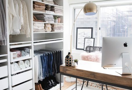 Everything you ever needed to know about IKEA closets! From how to hack them to installation software, we