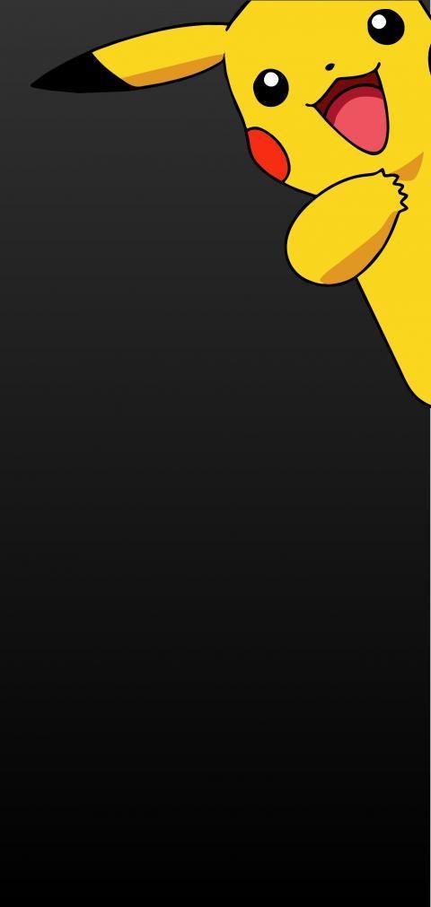 Fond d'écran S10 Pikachu