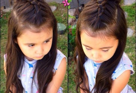 Hairstyles For Long Hair Child  #child #hairstyles #hairstylesforlonghair