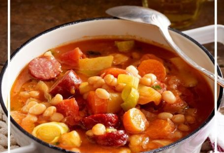 Mit jedem mal aufwärmen schmeckt diese #Suppe ein kleines bisschen besser! Das perfekte #Rezept zum Vorkochen. #mealprepping #Eintopf #M