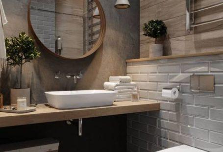 Inspiratie voor de inrichting en styling van een stijlvol en kleurrijk toilet