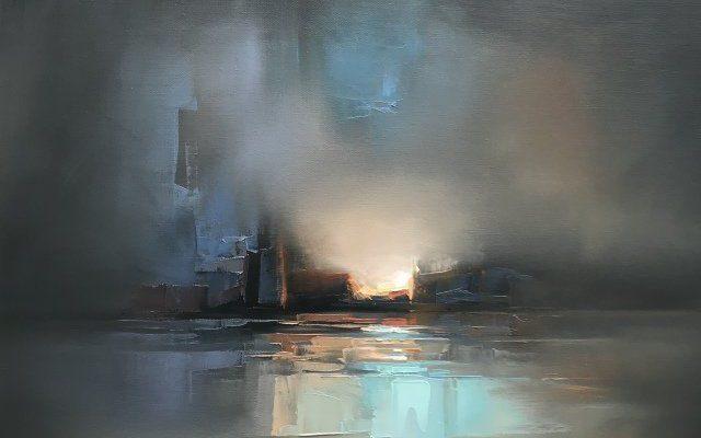 Jason Anderson - Fine Artist based in Dorset