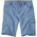 Bermuda-Jeans im Cargo-Stil mit Stretch-Komfort Atlas For MenAtlas For Men