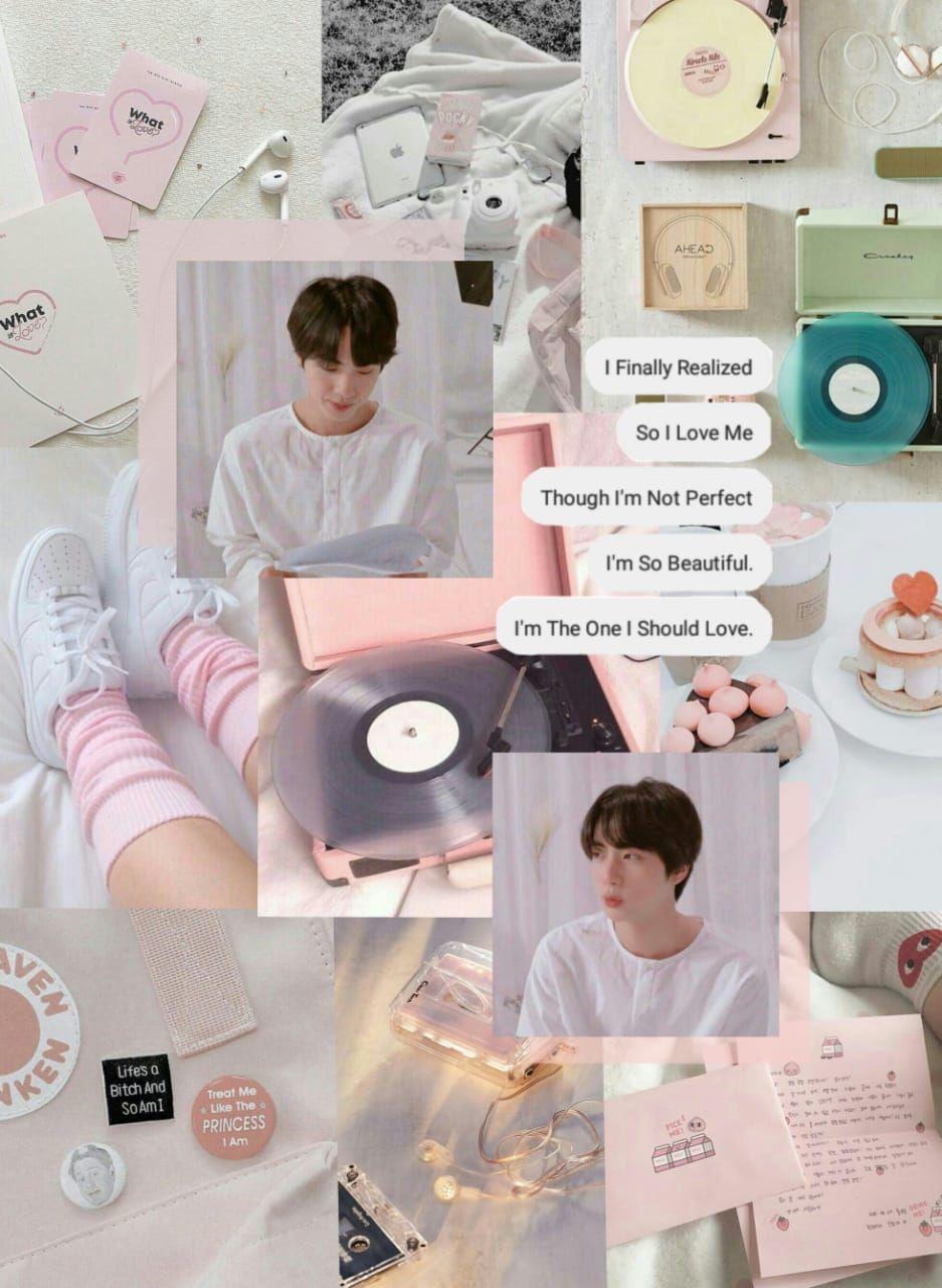 #jin #seokjin #BTSwallpaper #wallpaper #bts #aesthetic