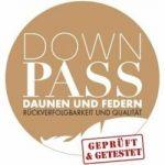 90% Daunen, 10% Federn Bettdecke (medium) SpessarttraumSpessarttraum