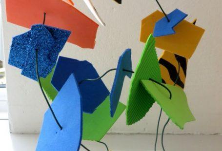 Kunstwerk, thema kunst voor kleuters, kleuteridee.nl , Art theme preschool 1