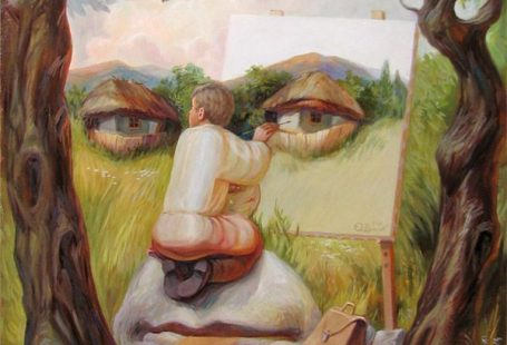 Kunst of geen kunst? In ieder geval leuk om te bekijken!