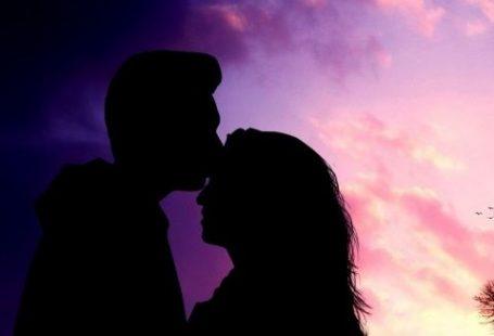 Love, hug, couple, silhouette, 480x800 wallpaper