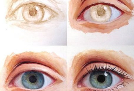 MALEN EINES AUGENS: 25 großartige Tutorials,Kein Künstler auf dem Planeten kann die Tatsache leugnen, dass es am schwierigsten ist, ein Auge zu malen. Es gibt diesen Vortrag über einen Beleuchtu...,