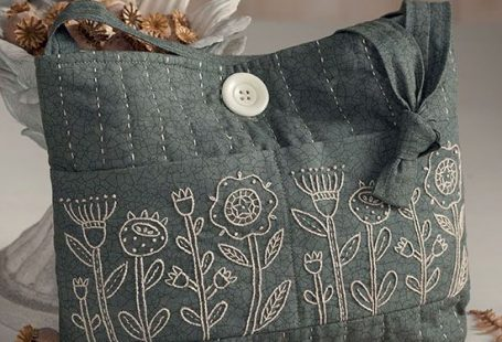 Martingale - Stitches from the Garden