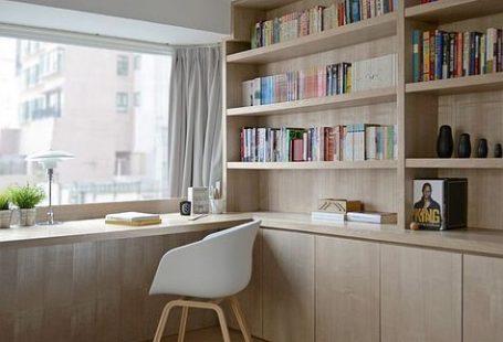 Minimalist workspace in wood ..., #minimalist #Wood #workspace, Interior design #trends #trend