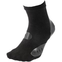 Therapiesocken bei Senkfuß Compressana Tape Sox Stark Schwarz CompressanaCompressana