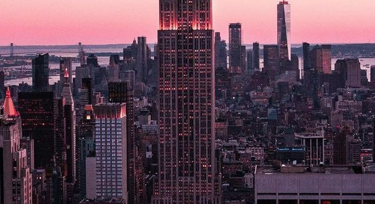 """""""More than anything else New York is a city of sup... - #30s #city #York"""