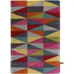 benuta Kids Wollteppich Funk Multicolor 200x300 cm - Naturfaserteppich aus Wollebenuta.de