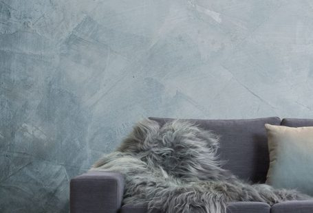 This wall mural subtly keeps itself in the background while bringing out the colour of your home décor and furnishings. Piecing together an artful combination of shades and undertones, our Rough Blue Render Wall Mural makes an excellent backdrop for your living room, bathroom or study area. #wallpaper #murals