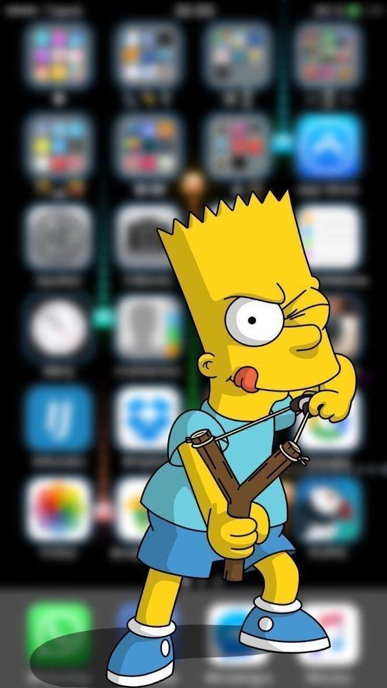Simpsons Wallpapers Duvar Kağıdı #simpsons #family #wallpaper #wallpapers #arkaplan