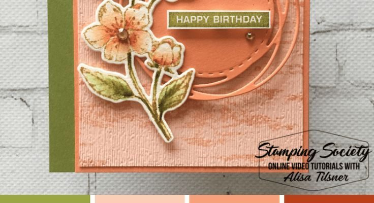 Forever Blossoms Stamp Set by Stampin