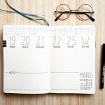 The Unrivaled Guide To Setting Up A Minimalist Bullet Journal Brille iDeen 👓  #Bullet #Guide #Journal #Minimalist #Setting