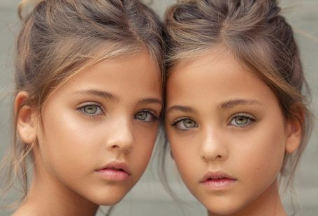 They Were Considered The World's Most Beautiful Twins, Just Take A Look At Them Now