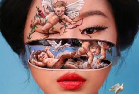 This Makeup Artist Creates The Trippiest Illusions You Can