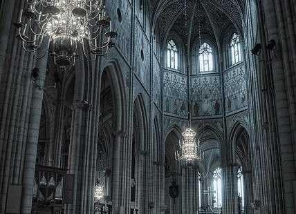 Uppsala Cathedral V