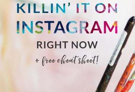 Today, I wanted to sit down and have a serious conversation about  Instagram. It