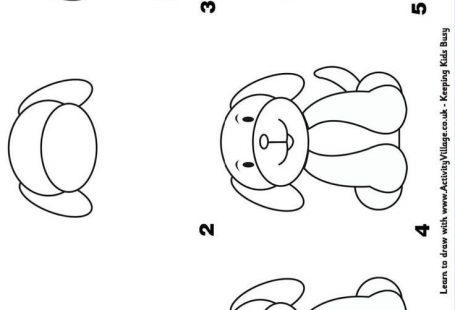 Wie zeichnet man einen Hund? … #learning Wie zeichnet man einen Hund? ... -   #einen #Hund #man #wie