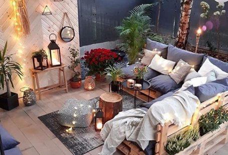 deze buitenwoonkamer met zijn aangepaste pall ... - #Custom # it39s #living # ... - #aangepaste #buitenwoonkamer #Custom