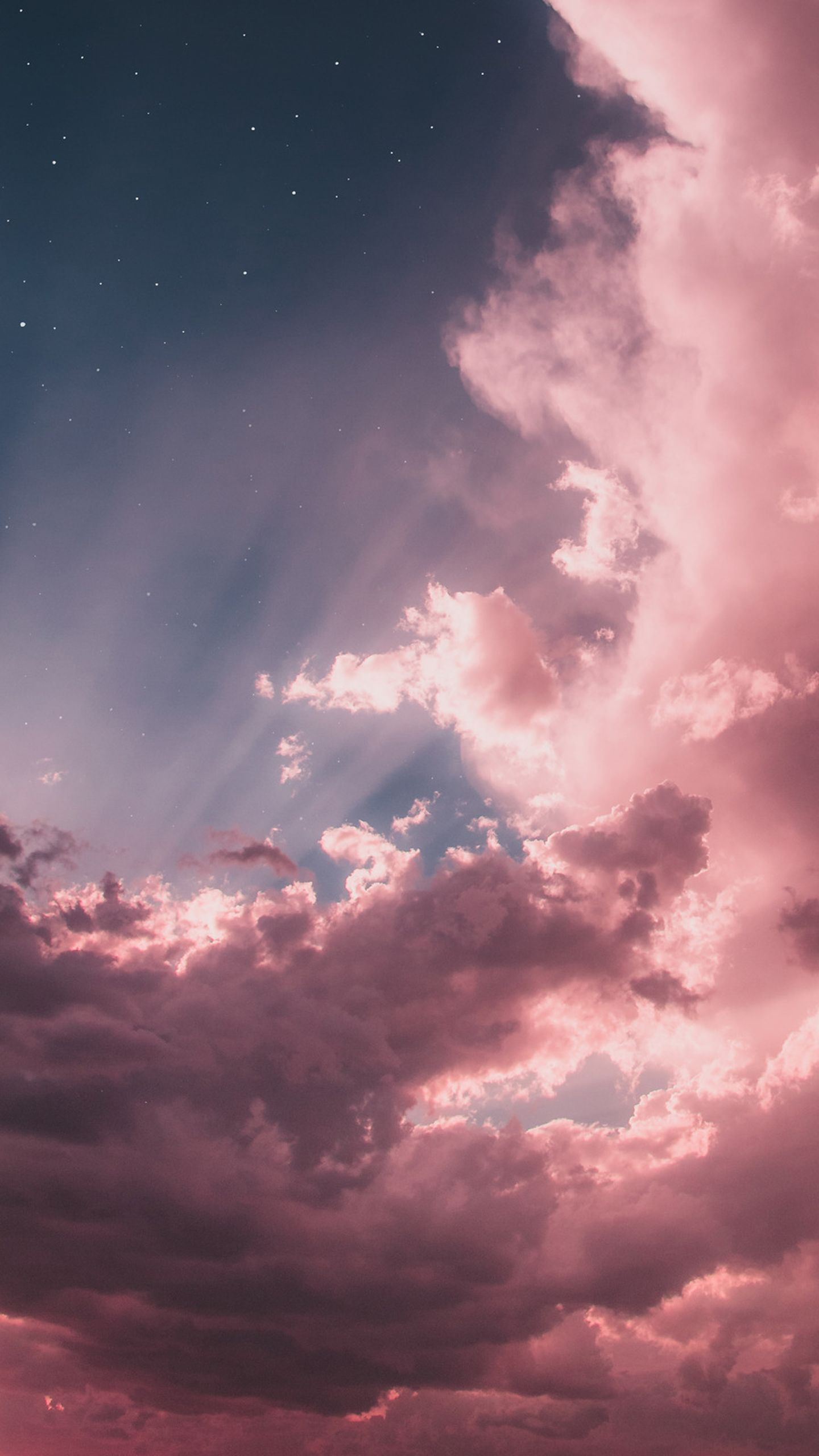 Girly Sky Androidwallpapers Wallpapers Background Wallpapers